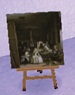 solemn painting