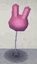bunny p. balloon