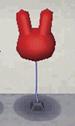 bunny r. balloon