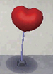 heart r. balloon