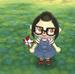 red pinwheel