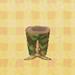 jungle-camo pants