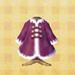 plum coat