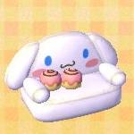 Cinnamoroll sofa