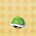 green shell