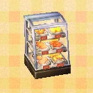 hot-snack case