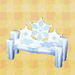 ice sofa
