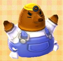 inflatable Resetti