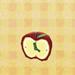 juicy-apple clock
