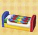 kiddie bed