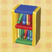 kiddie bookcase