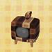 modern wood tv