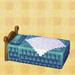 Pavé bed