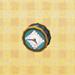 Pavé clock