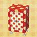 polka-dot closet