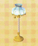 princess lamp