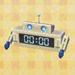 robo-wall clock