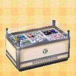 shop ice-cream case