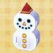snowman fridge
