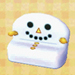 snowman sofa
