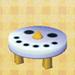 snowman table