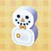 snowman wardrobe