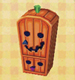 spooky wardrobe