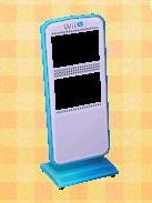 Wii U station