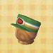 mailman's hat