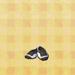 monochrome shoes