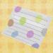 polka-dot paper