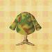jungle-camo shirt