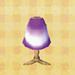 purple tie-dye tank