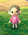 pink wet suit